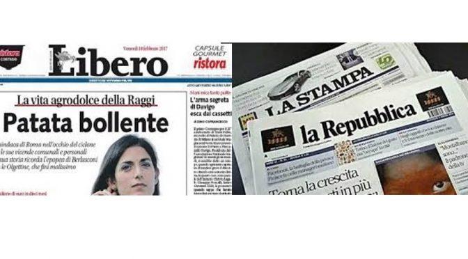 UNA GIORNATA PARTICOLARE, OVVERO L'IPOCRISIA ITALIANA SULLA LIBERTÀ DI STAMPA