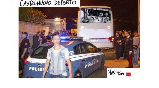 FACEBOOK CENSURA LA VIGNETTA DI VAURO E LEFT