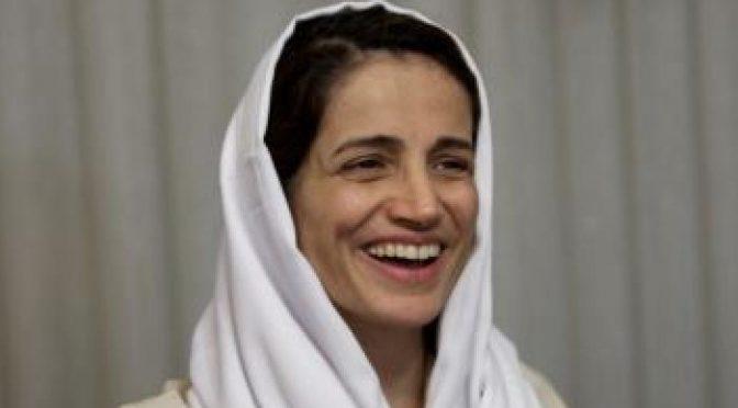 Libertà per #Nasrin – avvocata iraniana condannata a 33 anni di carcere e 148 frustate