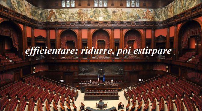 APPELLO PER LA COSTITUZIONE DI UN COMITATO PER LA REPUBBLICA PARLAMENTARE (POST 1)
