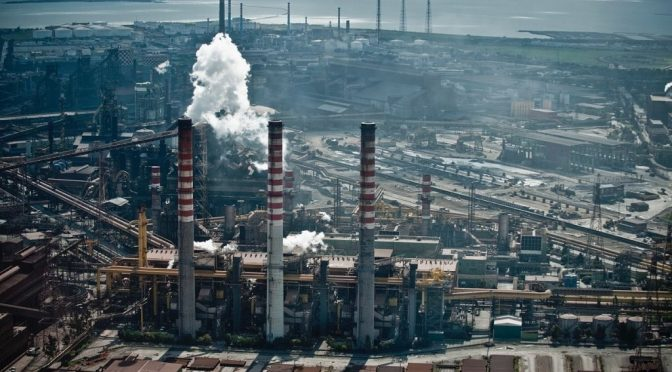 la sospensione dello stato di diritto e la licenza di inquinamento