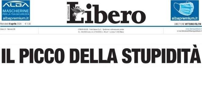 """MEDAGLIA D'ORO PER """"libero"""""""