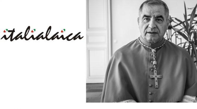 USCITA LA NEWSLETTER n.17/2020 DI ITALIALAICA