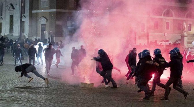 L'ALLEANZA CONTRO LA DEMOCRAZIA – FORZA NUOVA E CAMORRA