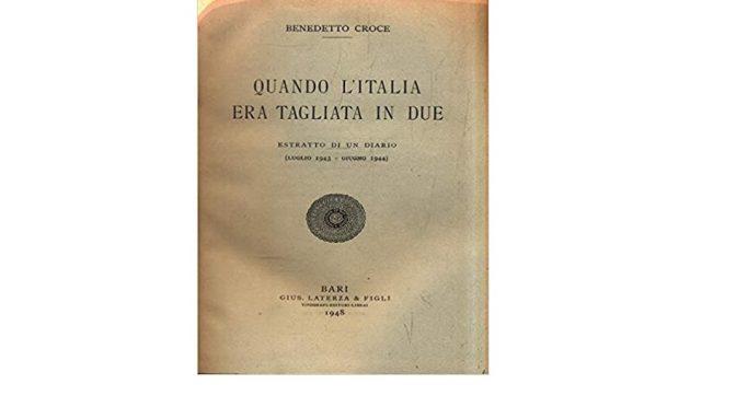 L'ITALIA TAGLIATA IN DUE