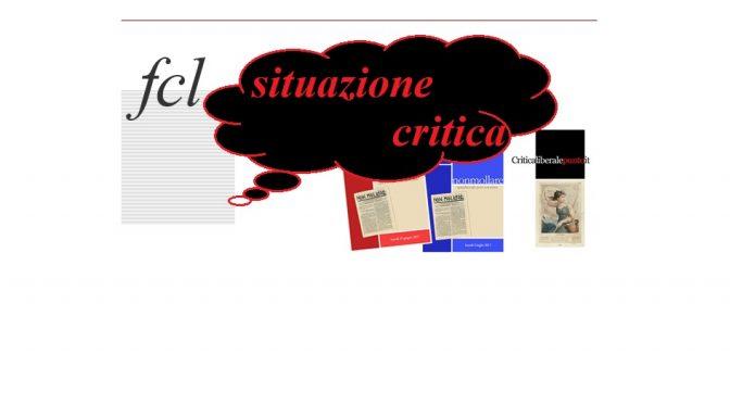 la registrazione di situazione critica 2